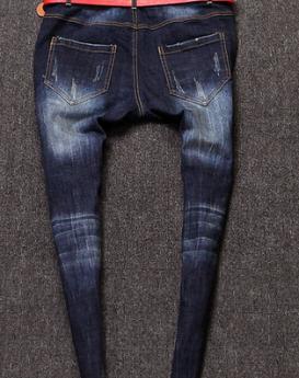 Pattern-dyeing-plush-ornaments-jeans-2