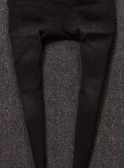 cartoon-pattern-hair-ball-decoration-jeans-2